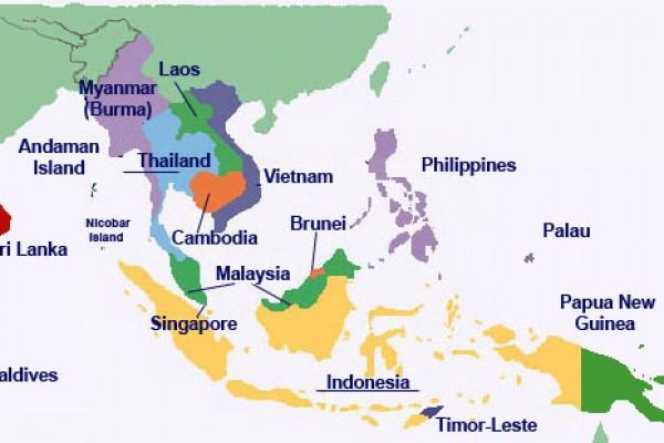 Matt And Casey Friedberg Serving In Cambodia - Where is cambodia